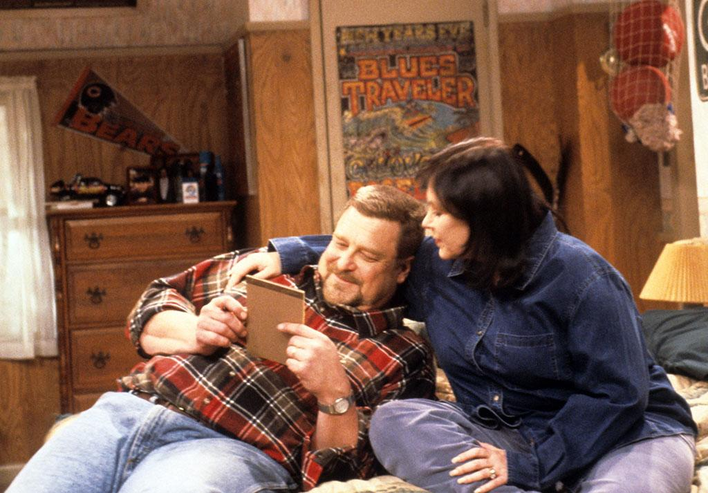 ROSEANNE, 'Into That Good Night' (Season 9, ep. 923-924, aired May 20, 1997)