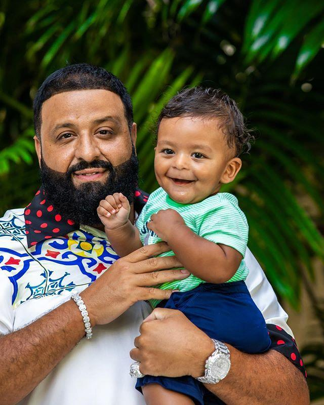 "<p>It was ANOTHER ONE! for Nicole Tuck and DJ Khaled with the birth of their second son, Aalam, in January. The Grammy winner documented the birth with a series of posts on <a href=""https://www.instagram.com/p/B74zEsvJd-c/"" rel=""nofollow noopener"" target=""_blank"" data-ylk=""slk:Instagram"" class=""link rapid-noclick-resp"">Instagram</a>, including a super sweet shot of Aalam and big brother Asahd in the hospital. ""WE THE BEST ! 🤲🏽 MORE LOVE MORE BLESSINGS !"" DJ Khaled captioned the post. </p><p>In true DJ Khaled fashion, Aalam already has his own Instagram, trademark, according to <em><a href=""https://www.tmz.com/2020/01/29/dj-khaled-files-trademark-newborn-son-aalam-tuck/"" rel=""nofollow noopener"" target=""_blank"" data-ylk=""slk:TMZ"" class=""link rapid-noclick-resp"">TMZ</a></em>, and you can bet, like his big brother, he'll be getting some executive producer credits real soon. </p><p><a href=""https://www.instagram.com/p/CEp1lL8Ba39/?utm_source=ig_embed&utm_campaign=loading"" rel=""nofollow noopener"" target=""_blank"" data-ylk=""slk:See the original post on Instagram"" class=""link rapid-noclick-resp"">See the original post on Instagram</a></p>"