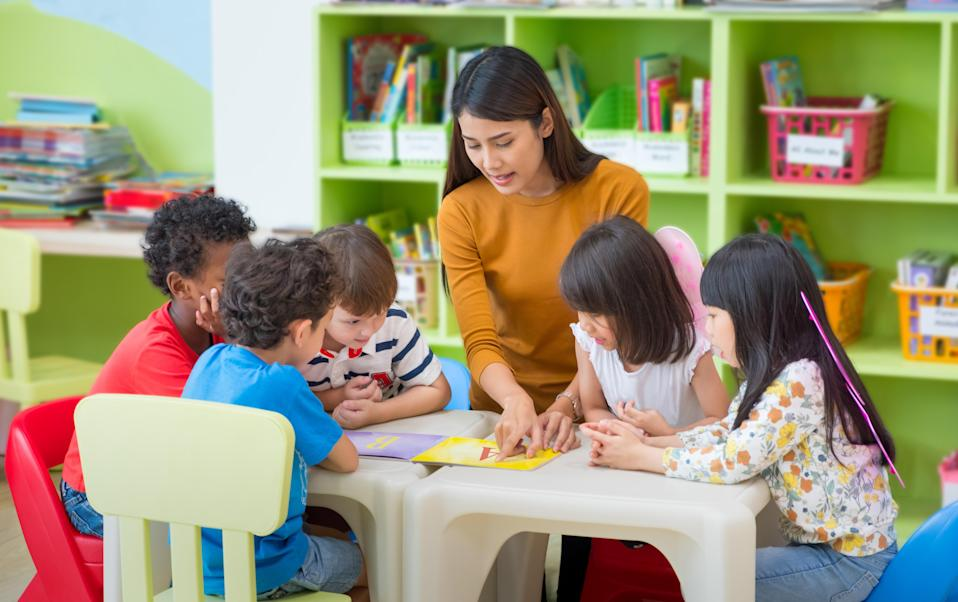 The Organisation for Economic Co-operation and Development previously found UK has one of the most expensive childcare systems worldwide