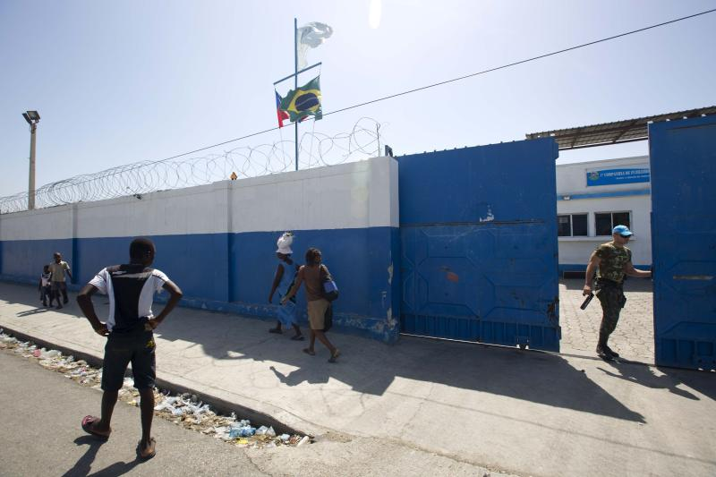 UN set to wrap up Haiti peacekeeping mission in mid-October