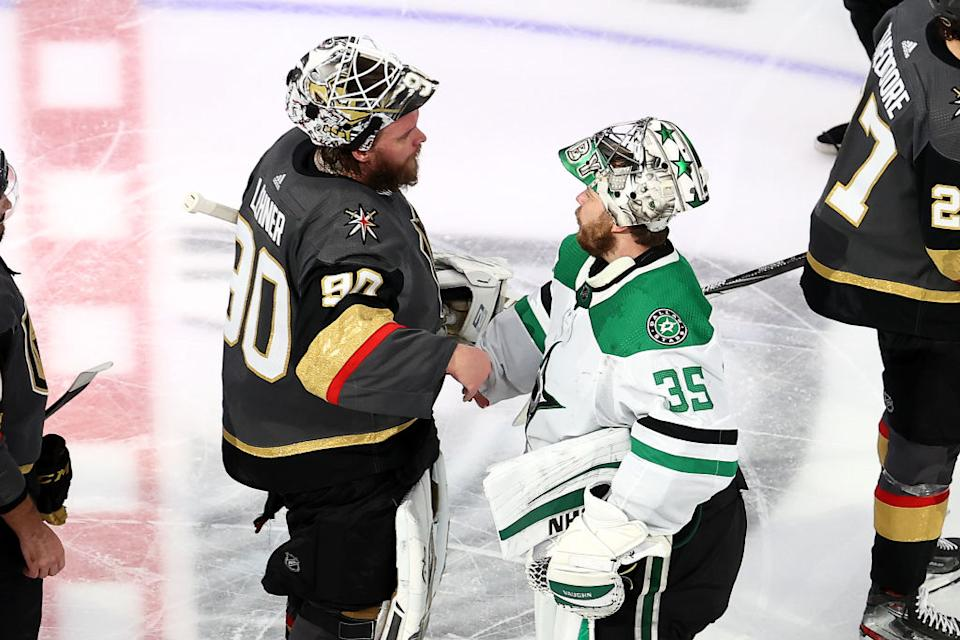 Khudobin, Barzal, other NHL free agents thriving during Stanley Cup Playoffs Lehner