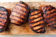 """<p>Consider this your summer grilling bucket list. We've got <a href=""""https://www.delish.com/entertaining/g2180/grilled-chicken-recipes/"""" rel=""""nofollow noopener"""" target=""""_blank"""" data-ylk=""""slk:chicken"""" class=""""link rapid-noclick-resp"""">chicken</a> and <a href=""""https://www.delish.com/cooking/g4083/easy-grilled-shrimp-recipes/"""" rel=""""nofollow noopener"""" target=""""_blank"""" data-ylk=""""slk:shrimp"""" class=""""link rapid-noclick-resp"""">shrimp</a> and <a href=""""https://www.delish.com/entertaining/g2547/grilled-steak-recipes/"""" rel=""""nofollow noopener"""" target=""""_blank"""" data-ylk=""""slk:steak"""" class=""""link rapid-noclick-resp"""">steak</a>, obviously, but also fruit, <a href=""""https://www.delish.com/entertaining/g2467/grilled-vegetables/"""" rel=""""nofollow noopener"""" target=""""_blank"""" data-ylk=""""slk:veggies"""" class=""""link rapid-noclick-resp"""">veggies</a>, desserts, sides, and so much more. Let's put it this way: there are very few things we <em>don't </em>like on the grill. For even more summer cooking ideas, check out these <a href=""""https://www.delish.com/cooking/g1523/summer-bbq-salads/"""" rel=""""nofollow noopener"""" target=""""_blank"""" data-ylk=""""slk:summer barbecue salad recipes"""" class=""""link rapid-noclick-resp"""">summer barbecue salad recipes</a>.</p>"""