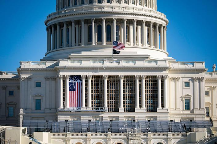 <p>US Capitol </p> (Getty)