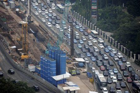 Expect Delays World S Worst Jakarta Traffic In Gridlock For Another