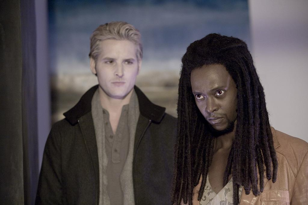 """LAURENT (<a href=""""http://movies.yahoo.com/movie/contributor/1809681992"""">Edi Gathegi</a>):  Full Name: Laurent  Status: Vampire  Date of Birth: Around 1755  Date of Transformation: Unknown   """"It appears we have a lot to learn about each other."""""""