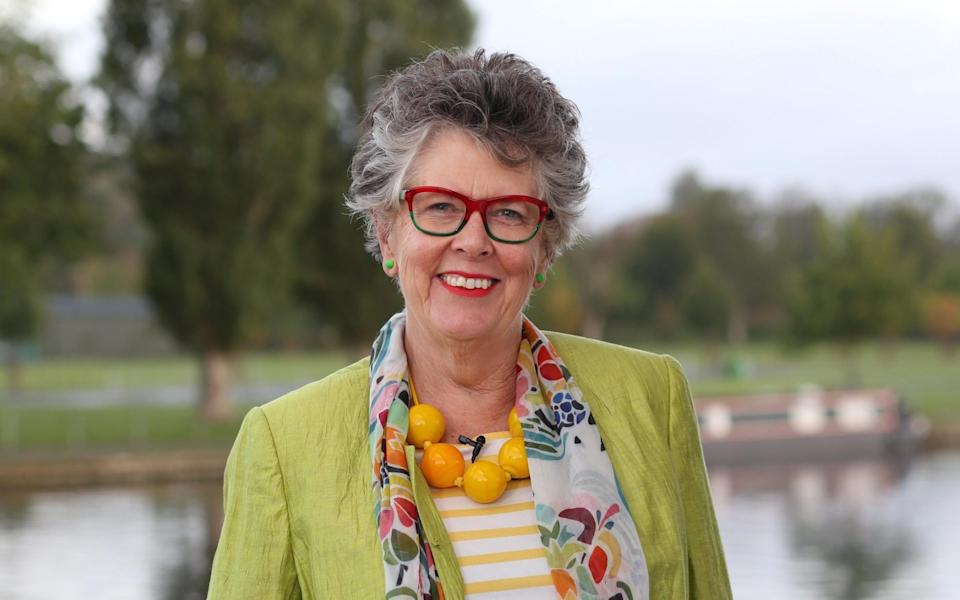 04/10/19. Mcc0091839. Pru Leith photographed before her talk at the 2019 Henley Literary Festival. The has just written her first cookbook in 25 years. Picture for News. Picture: John Lawrence 07850 429934 - John Lawrence/Picture for News