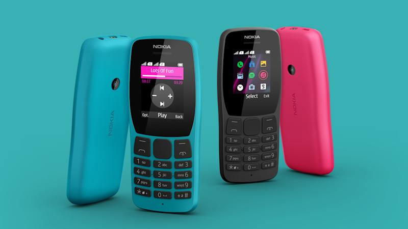 Nokia 110 feature phone announced with 32 GB storage, FM radio and more for Rs 1,599