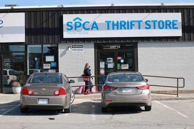 Proceeds from the volunteer-run SPCA Thrift Stores fund operations at the provincial animal shelter.