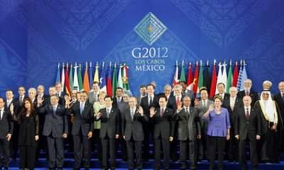 European Leaders Pledge To Save Euro At G20