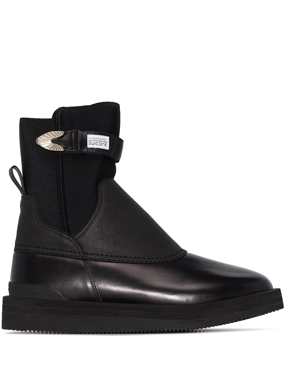 "<br><br><strong>Toga Virilis x Suicoke</strong> Boots, $, available at <a href=""https://go.skimresources.com/?id=30283X879131&url=https%3A%2F%2Fwww.farfetch.com%2Fshopping%2Fmen%2Ftoga-virilis-x-suicoke-boots-item-15489635.aspx"" rel=""nofollow noopener"" target=""_blank"" data-ylk=""slk:Farfetch"" class=""link rapid-noclick-resp"">Farfetch</a>"