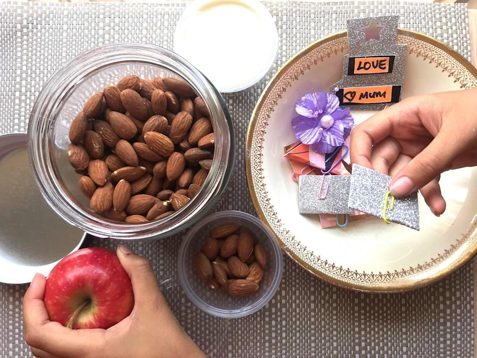 "<span>Teach kids how to pack their own lunches. </span>Source: Supplied/<a href=""http://instagram.com/peninapetersen"" rel=""nofollow noopener"" target=""_blank"" data-ylk=""slk:Penina Petersen"" class=""link rapid-noclick-resp""><span>Penina Petersen</span></a>"