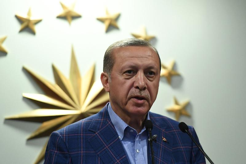 Turkish President Recep Tayyip Erdogan has won every vote he has participated in