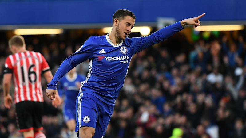 Hazard & Zlatan named in FIFA Ultimate Team Premier League Team of the Season