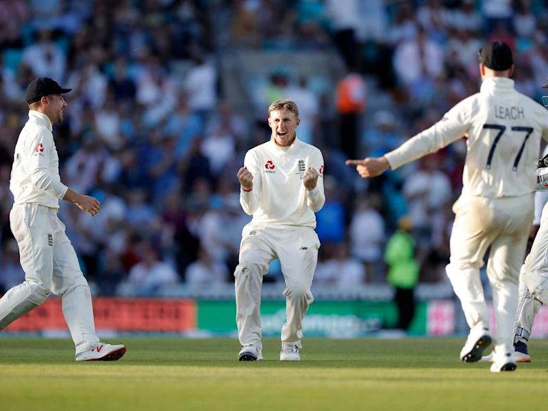 England secured victory in the fifth Test: Getty