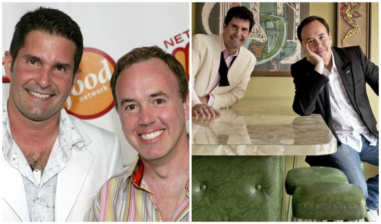 Chicago-based caterersSmith and McDonagh's Food Network show, Party Line with the Hearty Boys,didn't make it past2006, but they did go on to open a successful restaurant in Chicago called HB: A Hearty Boys Spot. They also released a cookbook calledTalk with Your Mouth Full: The Hearty Boys Cookbook, which is in in its second printing. Smith and McDonagh have also appeared all over the place on TV, podcasts and in print.