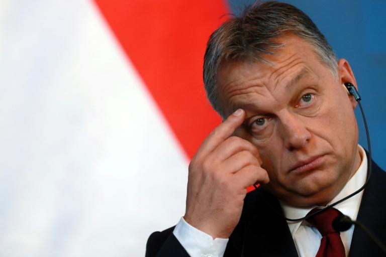 Ahead of next year's general election, challenges to Hungarian Prime Minister Viktor Orban are taking shape on both the left- and right- wings