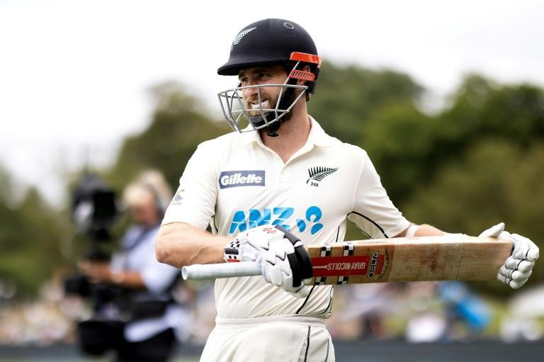 Fit - New Zealand captain Kane Williamson said he had recovered from an elbow injury