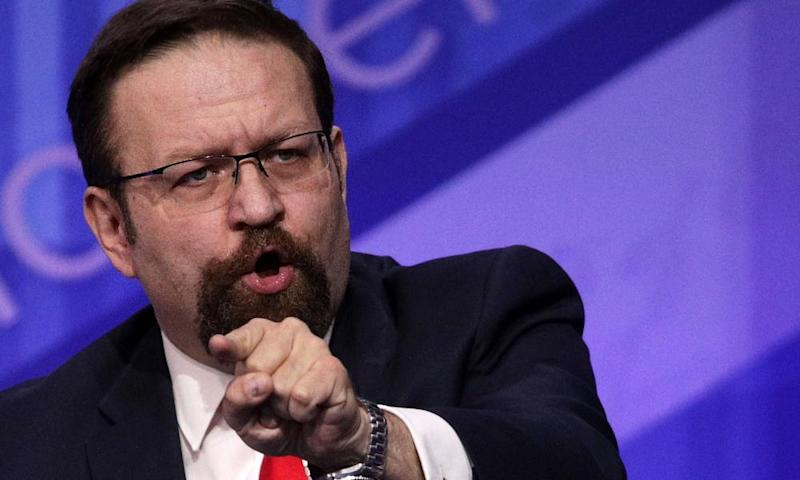 Sebastian Gorka was brought in by Steve Bannon despite his barely-there credentials in national security.
