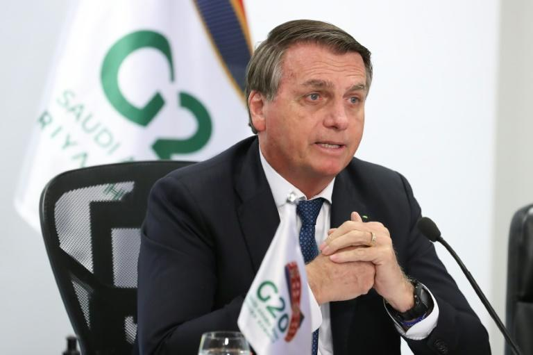 Speaking to the virtual G20 summit, Brazilian president Jair Bolsonaro once again ignored the serious problems of structural racism in Brazil