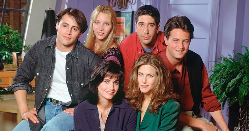 Friends Reunion Confirmed at HBO Max: 'It's Happening'