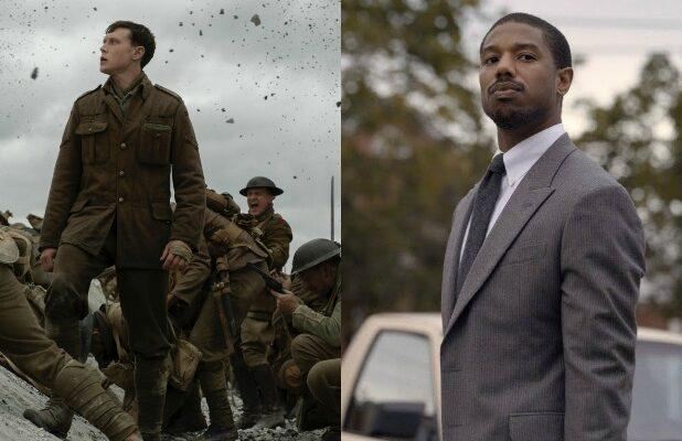'1917,' 'Just Mercy' Score Big Limited Release Starts at Christmas Box Office