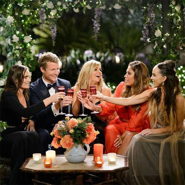 The beauties struggled through the cocktail parties. Source: Network Ten