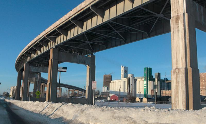 Buffalo's Skyway is set to be removed and the space reimagined.