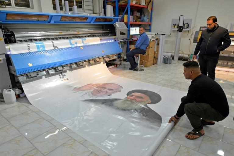 Pope Francis is set to meet top Shiite cleric Grand Ayatollah Ali Sistani in the holy city of Najaf