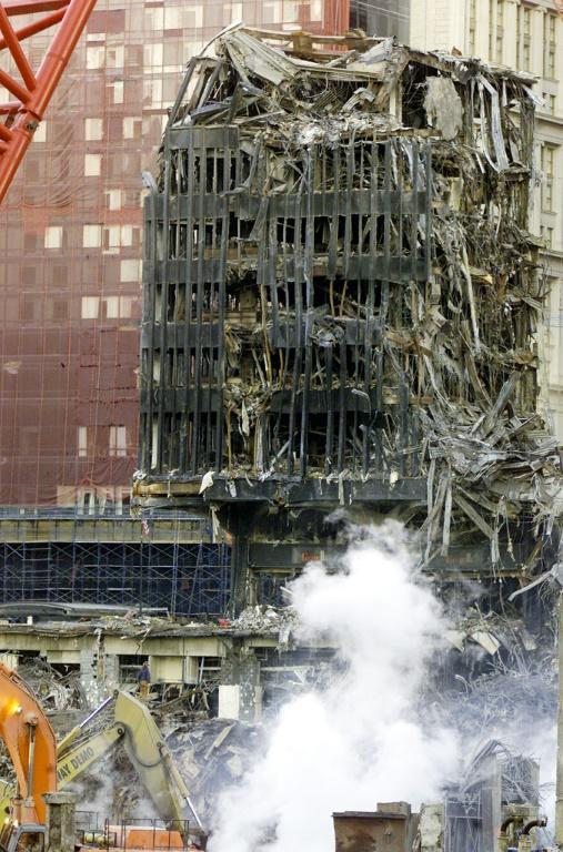 The 9/11 attacks gave rise to a fresh wave of conspiracy theories