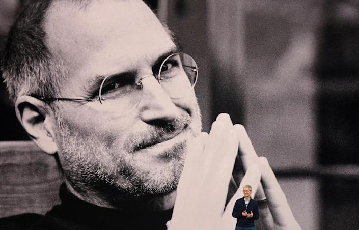 Ten years after Apple founder Steve Jobs' death, the company is a profit machine but some say it has lost its creative magic (AFP/Josh Edelson)