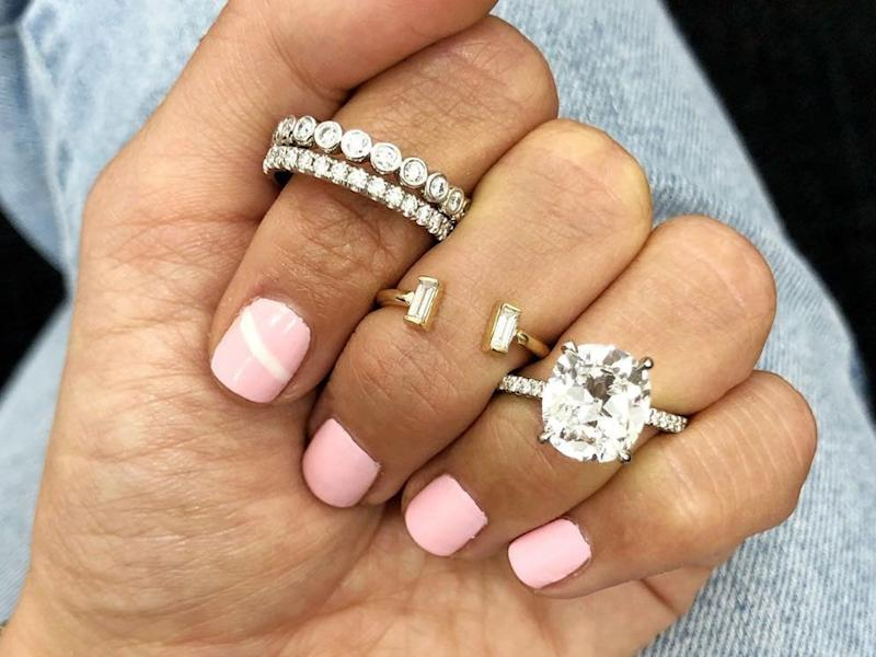 3f8c85a9b Brides Are Opting for These Unique Engagement Rings