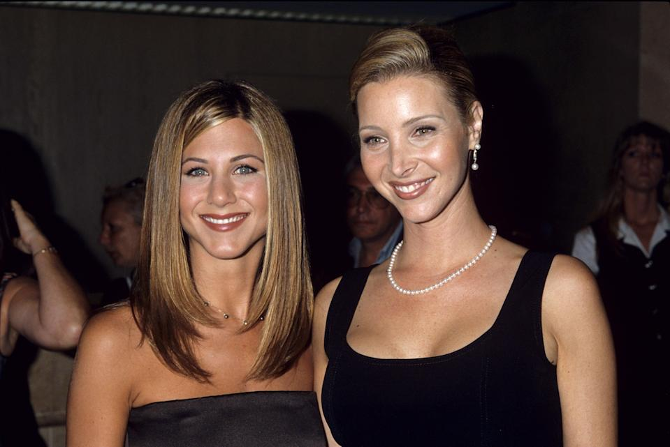 Lisa Kudrow says her son used to think Jennifer Aniston was his mother (Brendan Beirne/Shutterstock)