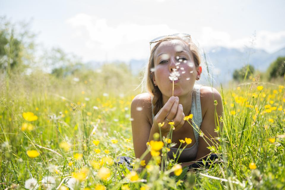Allergies impact millions of Americans each year, but that doesn't mean you should brush them off. Leaving allergies untreated can impact your health, work life and even sex life. (Getty Images)