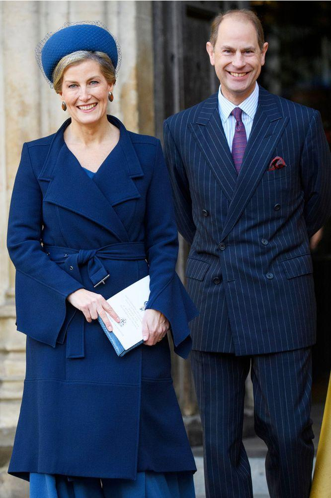 Sophie, Countess of Wessex and Prince Edward | Tim Rooke/Shutterstock