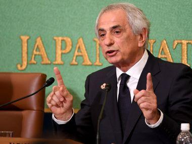 Fired coach Vahid Halilhodzic sues Japan Football Association for one yen over 'damage to reputation and honour'