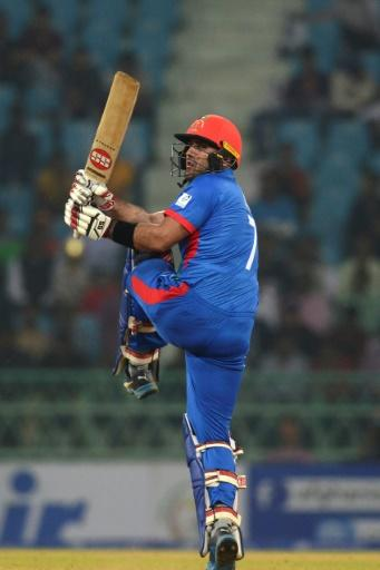 Mohammad Nabi's 127-run stand with Asghar Afghan gave Afghanistan a fighting chance