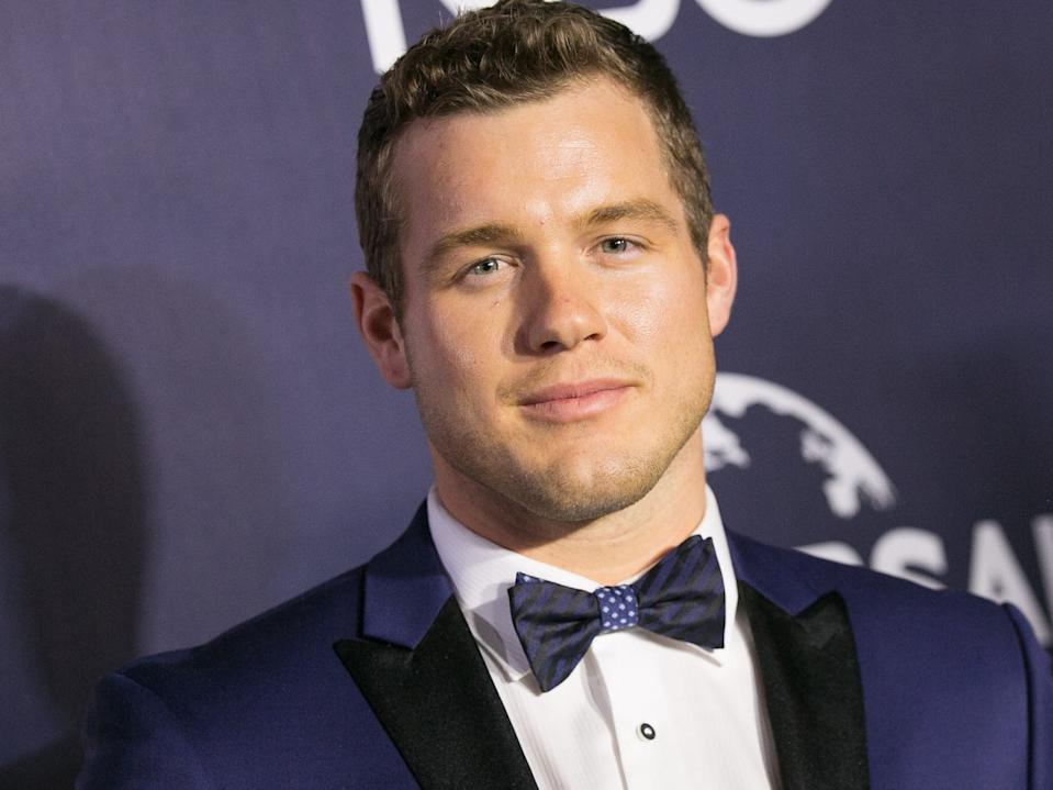 Colton Underwood no longer has COVID-19 symptoms.
