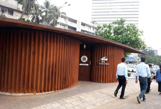 The swanky toilet has been handed over to the Brihanmumbai Municipal Corporation (BMC) for maintenance.