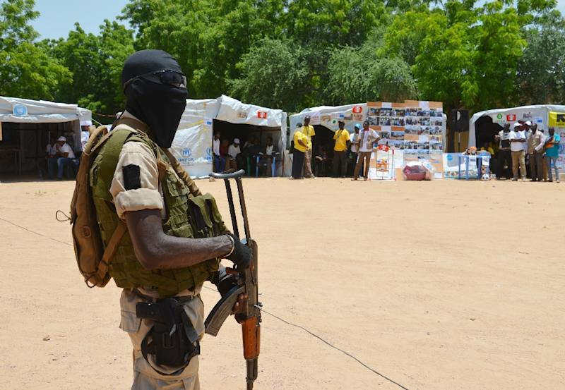 The attacks occurred late Monday in the regional Niger capital of Diffa (pictured), a frequent target of the Boko Haram jihadist group, the official told AFP (AFP Photo/Boureima HAMA)