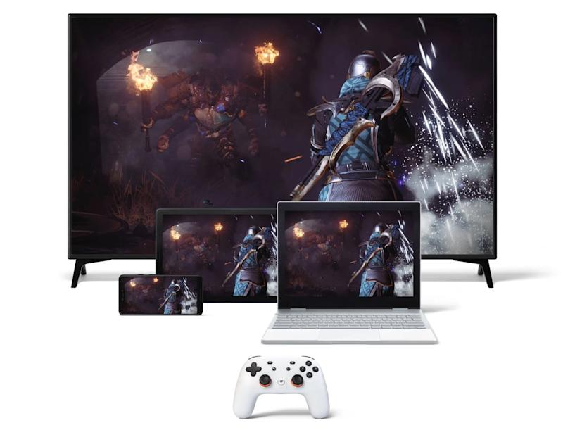 Google's Stadia is a truly amazing technology that lets you stream games without the need for a pricey console, or PC, but it's missing key pieces. (Image: Google)