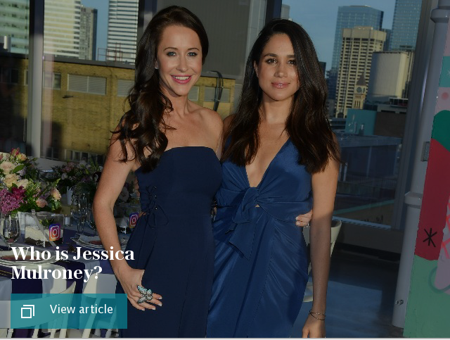 Puff: Who is Jessica Mulroney?