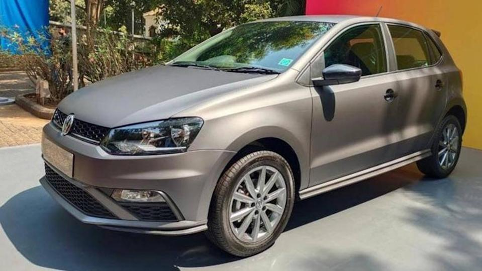Volkswagen Polo Matt Edition unveiled; to debut this festive season