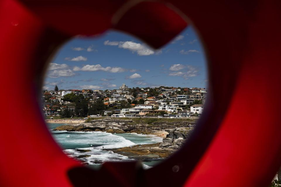 Where is Australian property going? (Photographer: Brent Lewin/Bloomberg)