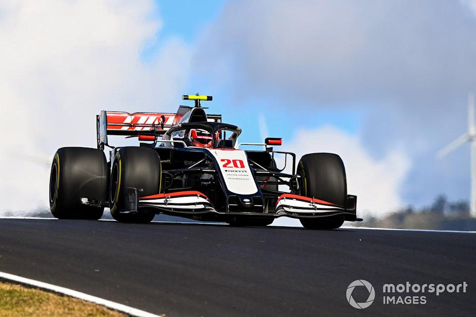 "Kevin Magnussen, Haas VF-20<span class=""copyright"">Mark Sutton / Motorsport Images</span>"