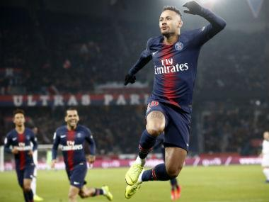 Ligue 1: Neymar more likely to sign new deal with Paris Saint-Germain than make move to Real Madrid, says Brazilian's father