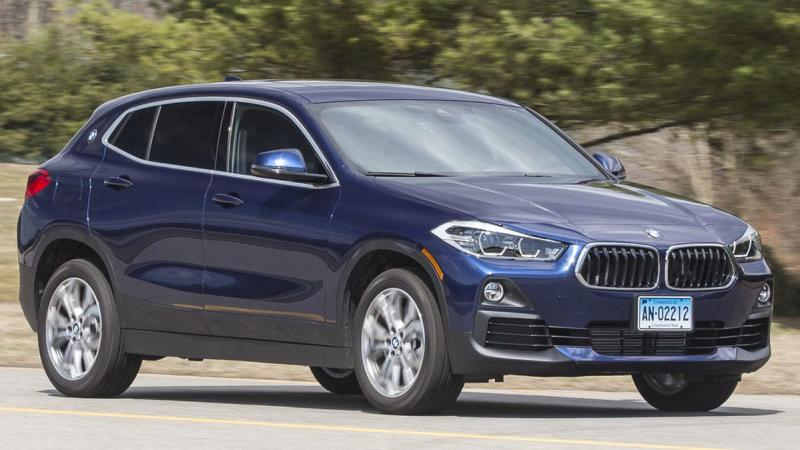 2018 Bmw X2 Is A Hatchback In Suv Clothing