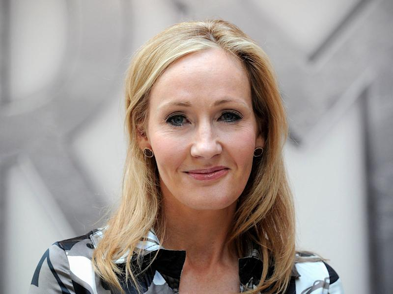 Harry Potter and the Deathly Hallows written by J K Rowling, was published in 2007: AFP/Getty