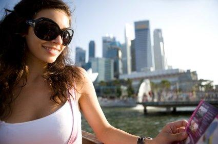 Guess which country Singapore tourists love to flock into