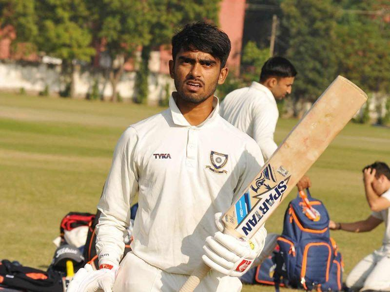 Arslan Khan, in 2019-20 became the latest player to mark his Ranji Trophy debut with a double century.