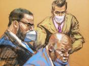 R. Kelly's trial continues in New York
